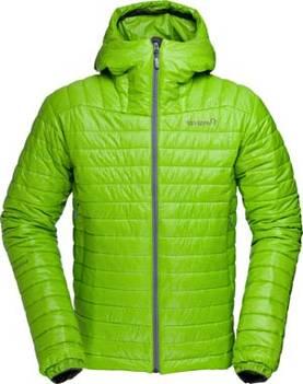 7ddcce8c Norrøna falketind PrimaLoft100 Hood Jacket (M) - Liner- ja fleecetakit -  3344-