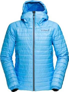 35c433c5 Norrøna falketind PrimaLoft100 Hood Jacket (W) - Naisten liner- ja  fleecetakit - 3346