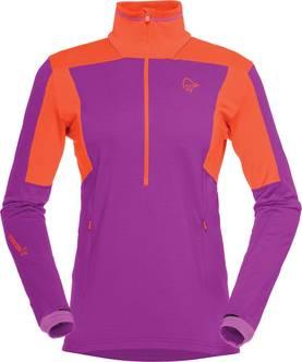 c0371f6d Norrøna falketind warm1 stretch Sweater (W) - Naisten liner- ja fleecetakit  - 1871